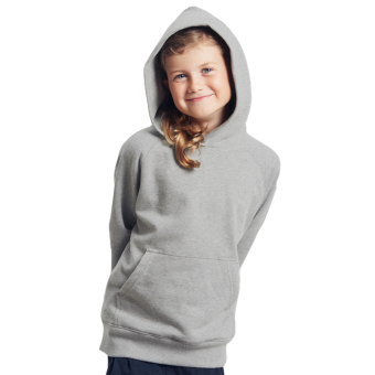 Hoodie Eco Kid, Neutral