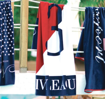 Beach Towel Ivy League