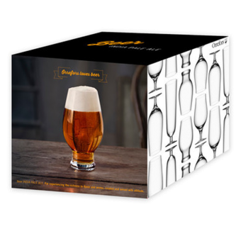Ölglas IPA India Pale Ale 4-pack, Orrefors