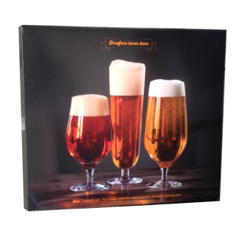 Ölglas Collection 3-pack, Orrefors