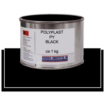 Polyplast PY 001 Black, ca 1 kg