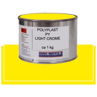 Polyplast PY Light Chrome, ca 1 kg
