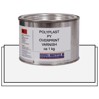 Polyplast PY-433 Overprint Varnish ca 1 lit.