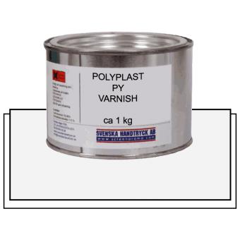 Polyplast PY-383 Varnish ca 1 lit.