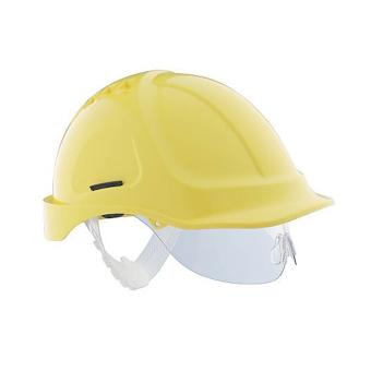Hjälm 600 med skyddsglasögon