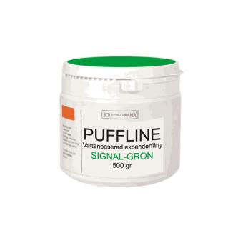 Puffline Aqua Signal-Grön, ca 500 gr