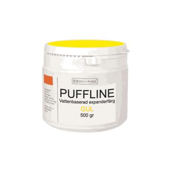 Puffline Aqua Gul, ca 500 gr