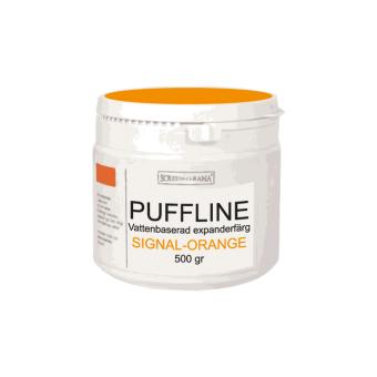 Puffline Aqua Signal-Orange, ca 500 gr