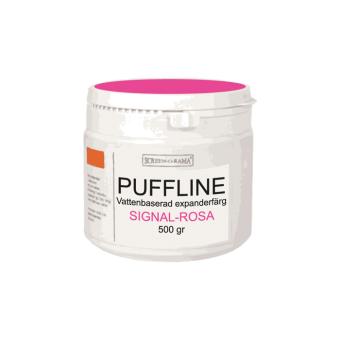 Puffline Aqua Signal-Rosa, ca 500 gr