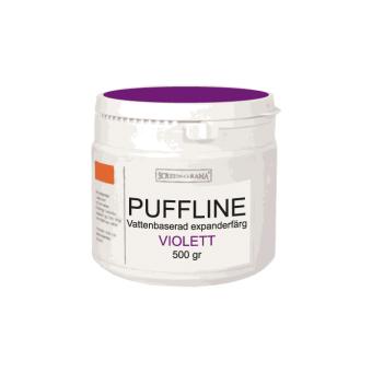 Puffline Aqua Violett, ca 500 gr