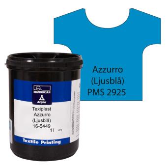 Texiplast 5000 Azzurro (Ljusblå) ca 1 lit