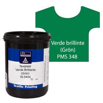 Texiplast 5000 Verde brillante (Grön) ca 1 lit
