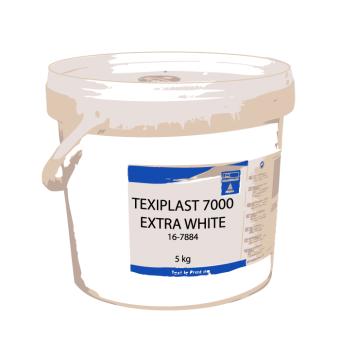 Texiplast 7000 OP Extra White, 5 kg