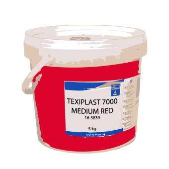 Texiplast 7000 OP Medium Red, 5 kg
