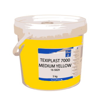 Texiplast 7000 OP Medium Yellow, 5 kg