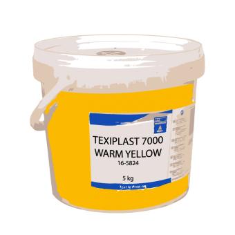 Texiplast 7000 OP Warm Yellow, ca 5 kg