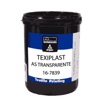 Texiplast AS Transparante, ca 1 kg