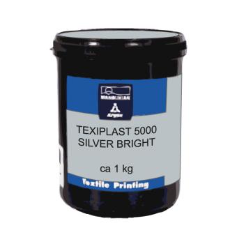Texiplast Bright Silver, ca 1 kg