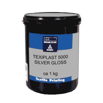 Texiplast Gloss Silver ca 1 kg