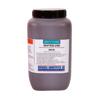 Waterline, Brun ca 1 kg
