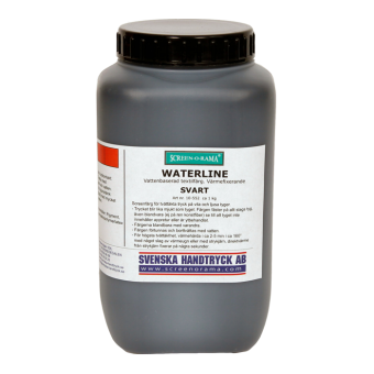 Waterline, Svart ca 1 kg