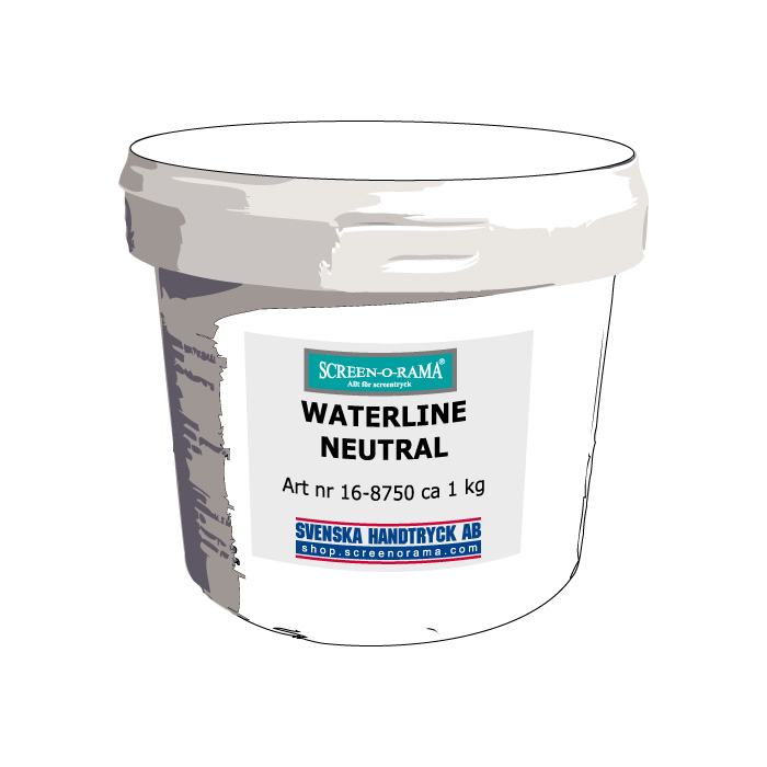 Textilfärg Waterline Neutral ca 1 kg