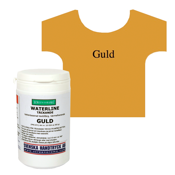 Waterline Guld, ca 300 gr