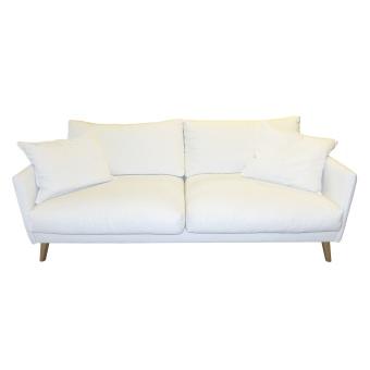 Cumulus 3-sits soffa vit
