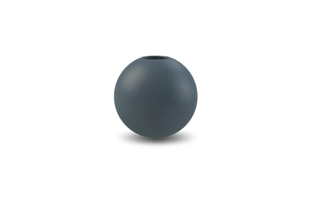 Ball Vase 10 cm - Midnight Blue