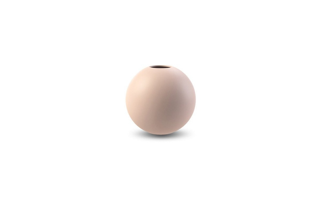 Ball Vase 8 cm - Dusty Pink