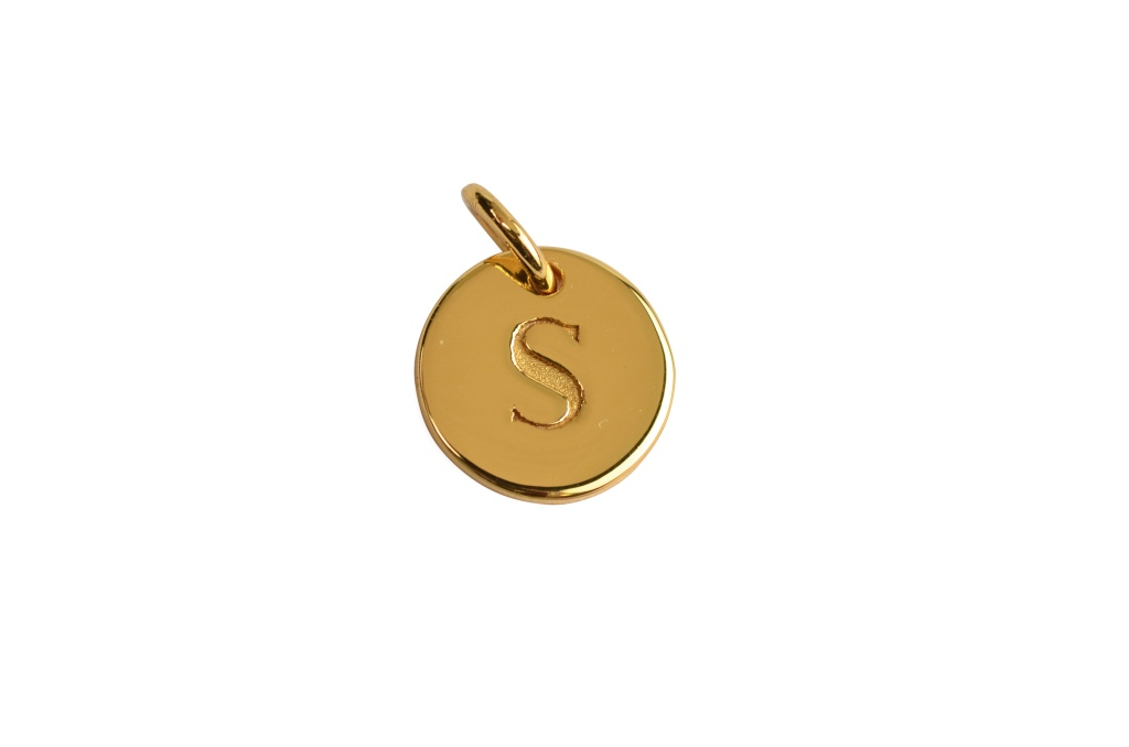 BELOVED MINI LETTER - GULD