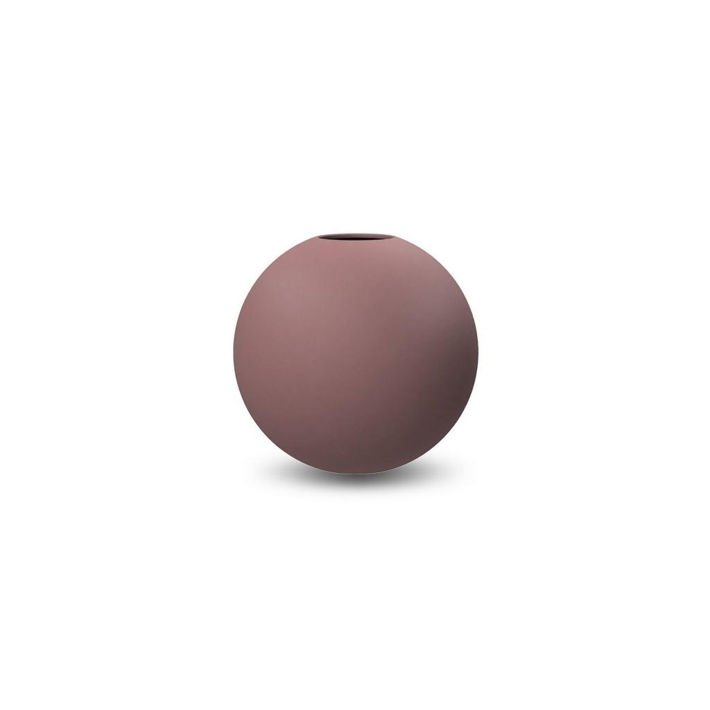Ball Vase 10 cm - Cinder Rose