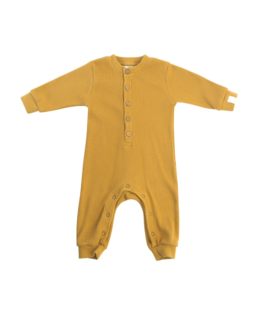 Ly Overall - Yellow
