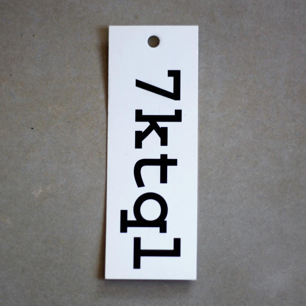 Tags - 7ktql