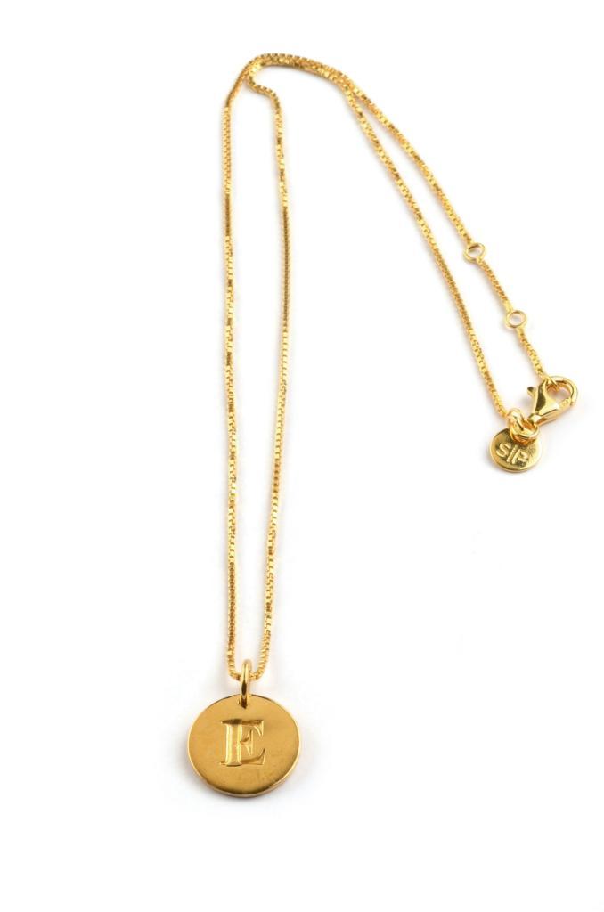 Beloved Short Chain - Gold
