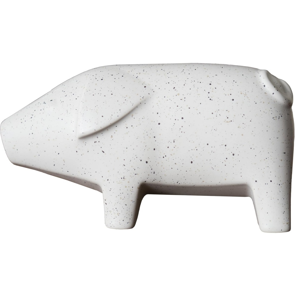 Swedish Pig Large - Mole Dot