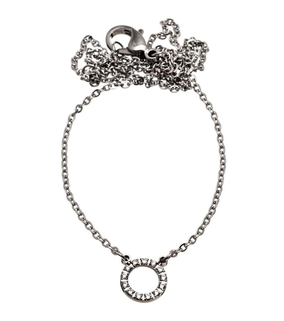 Glow Necklace Mini - Steel