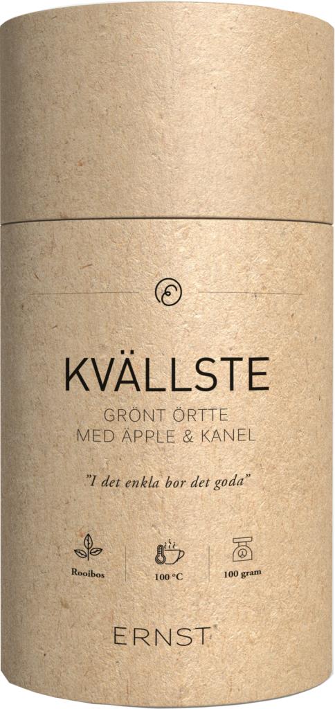 Kvällste - Äpple & Kanel