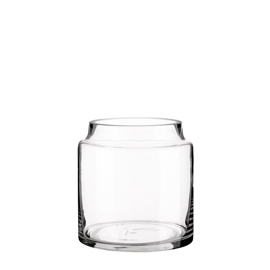 Glasvas, Höjd: 15 cm