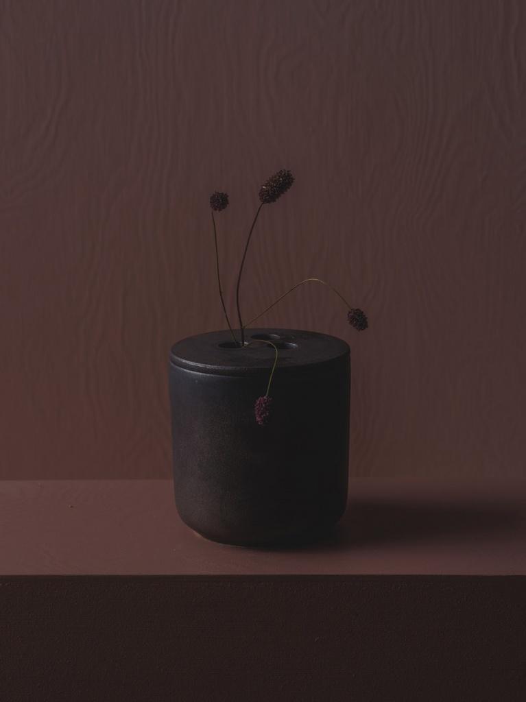 Bouquet No1 - Black wood