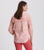 Flowering Spirit Shirt - Sea Coral