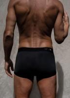 Boxer Briefs - Black Lava