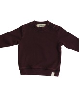 Manny Sweater - Bordeaux