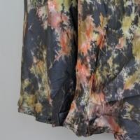 Carlotta Stella Bias Skirt -  Green Combo