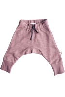 Lias Trousers - Solid Dark Old Pink