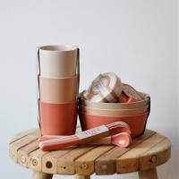 Mugg 3pack - Brick/Rye/Fog