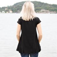 Soft T-Shirt - Svart