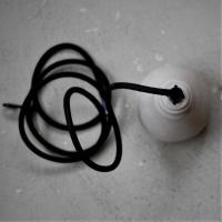 Edison lampa - Grå
