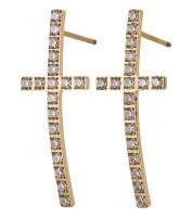 Glory Earrings - Gold