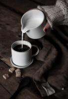 Mjölkkanna - Grå